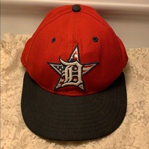 Detroit Tigers Cap Pre Owned